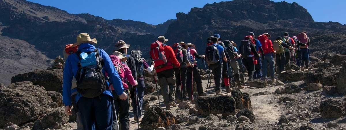 7Days-machame-route-kilimanjaro-climbing